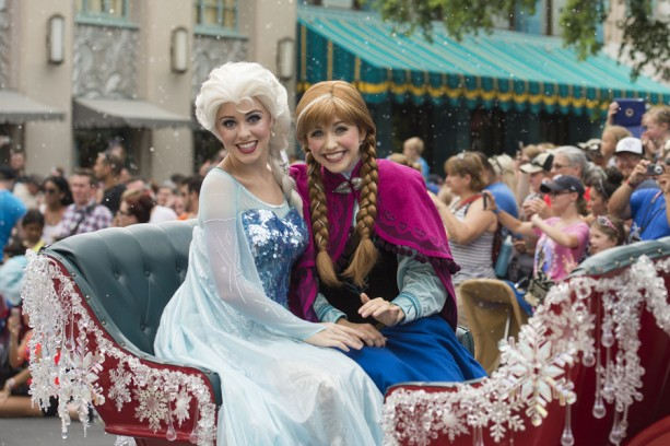 """It's Official! Disney's """"Frozen"""" Attraction coming to Epcot"""