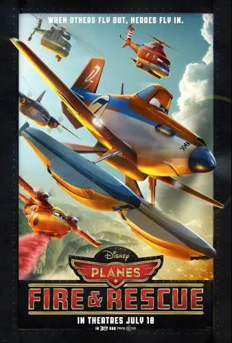 Planes: Fire & Rescue Media Movie Screening