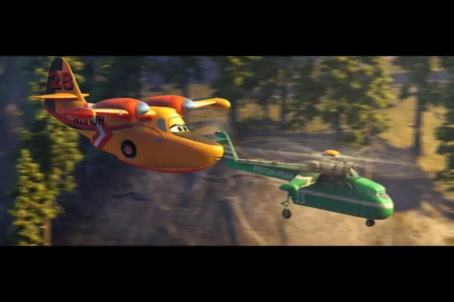 Planes: Fire & Rescue Press Movie Screening