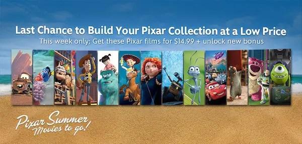 Free Disney Movie from Disney Movies Anywhere