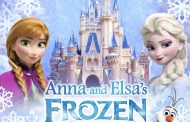 'Anna and Elsa's Frozen Fantasy' will be Coming to Tokyo Disneyland