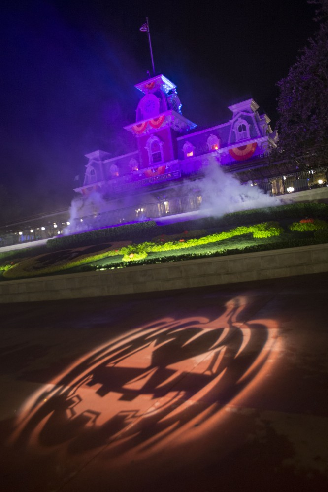Mickey's Not So Scary Halloween Party with a Special Diet
