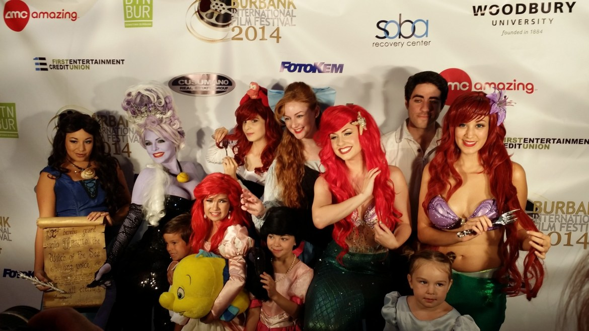 "25th Anniversary Screening of Disney's ""The Little Mermaid"" and Look A Like Contest!"