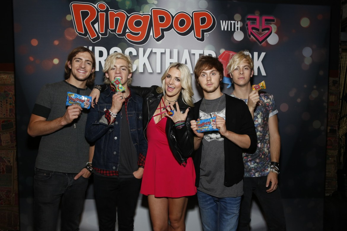R5 and Ring Pop Giveaway!