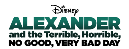 """""""ALEXANDER AND THE TERRIBLE, HORRIBLE, NO GOOD, VERY BAD DAY""""  SOUNDTRACK AVAILABLE FOR PRE-ORDER."""