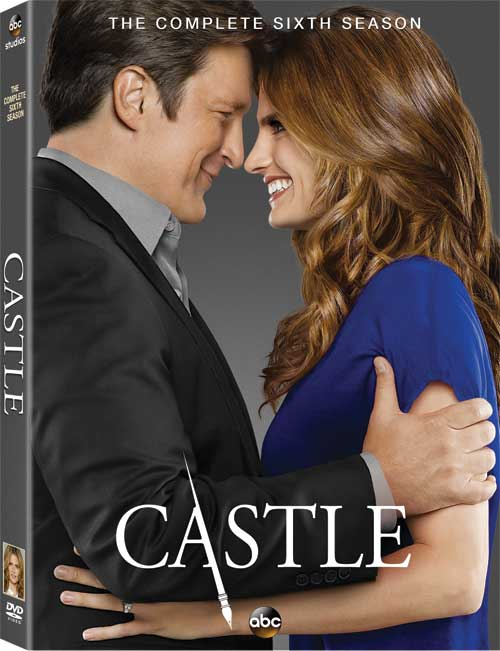 Castle: The Complete Sixth Season Coming to DVD September 16, 2014