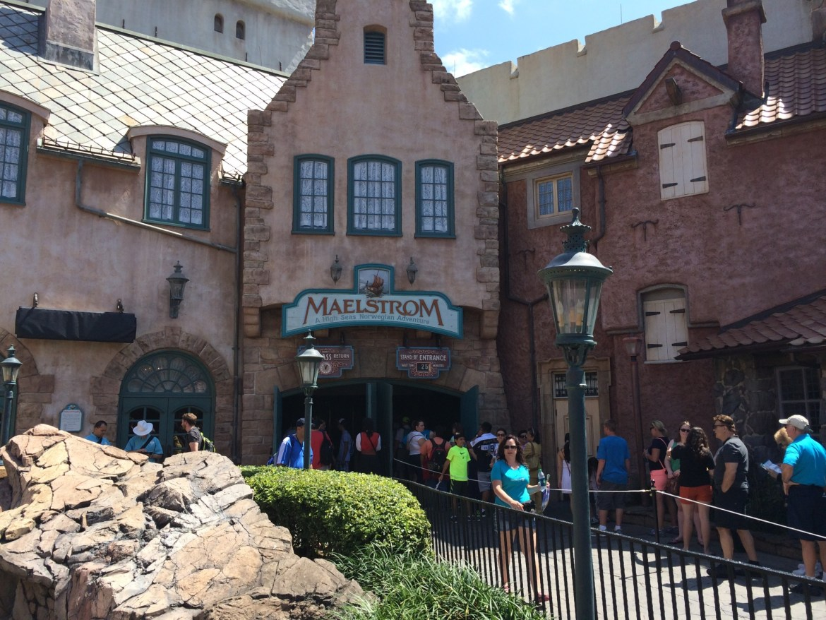 """Possible Opening Date for the New """"Frozen"""" Attraction – Frozen Ever After"""