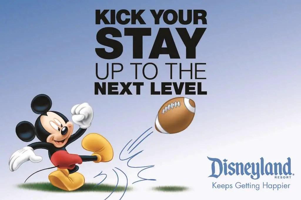 New Disneyland Resort Hotel Promotion!
