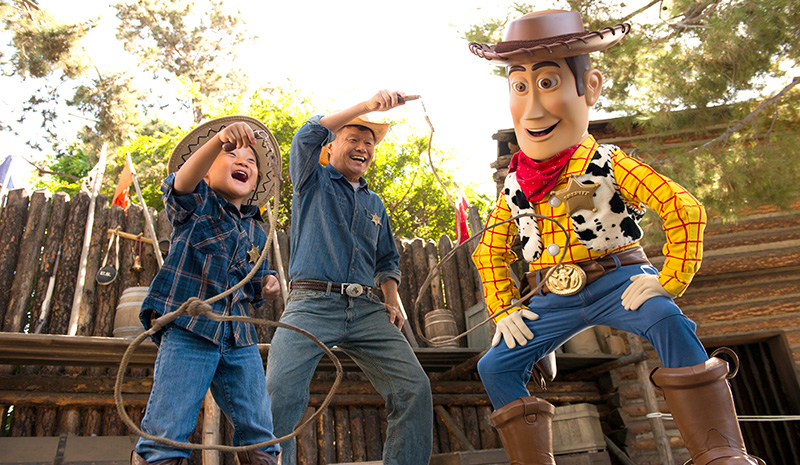 Lasso some savings with this special Disneyland® Resort offer.