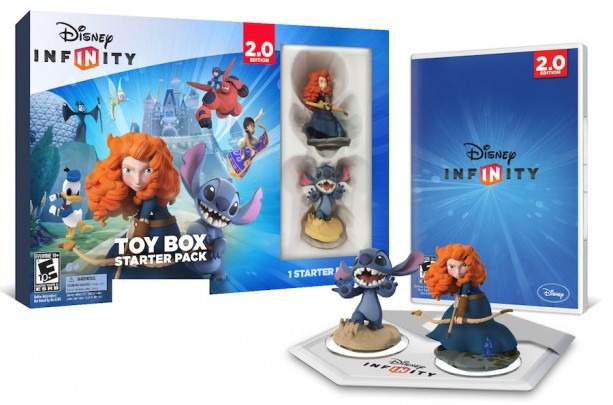 You Can be the First to Get Disney Infinity 2.0 at Once Upon a Toy at Downtown Disney