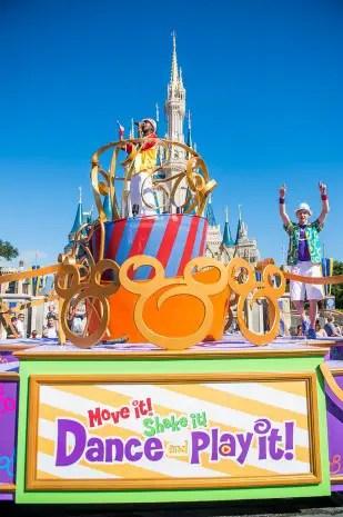 Magic Kingdom entertainment cancelled