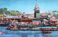 The Boathouse Restaurant - Coming Soon Disney Springs 2015