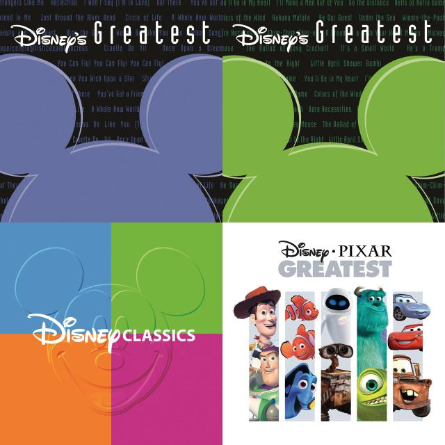 Looking For Some GREAT Disney Music?