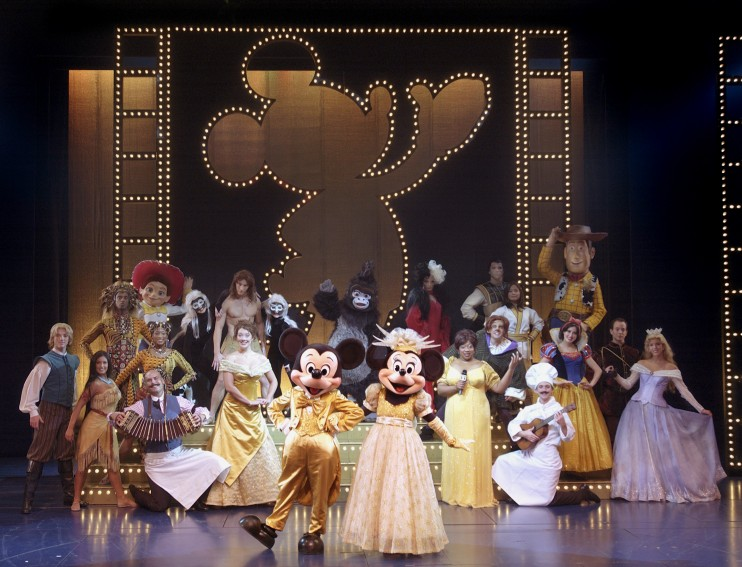 Disney Cruise Line Quick Tip: Don't miss the Broadway-Style Musicals