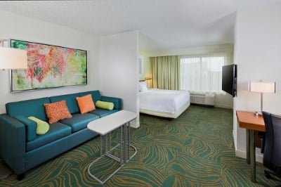 WDW Good Neighbor Hotel Springhill Suites Renovated