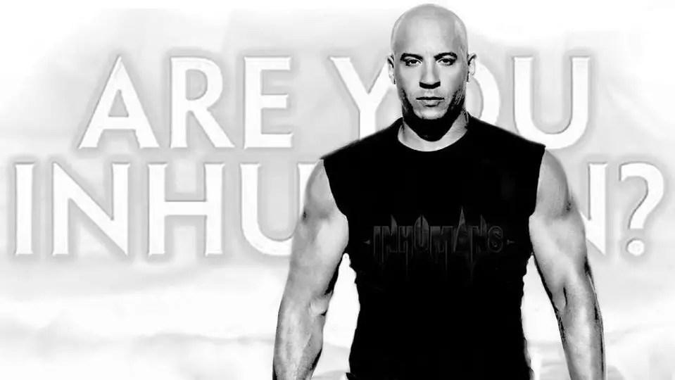 "Is Vin Diesel joining Marvel's ""Inhumans""?"