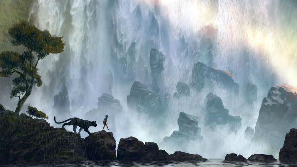 """Walt Disney Pictures brings us a new version of """"The Jungle Book""""."""