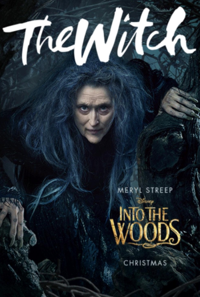 "Disney's ""Into the Woods""  Movie Preview"