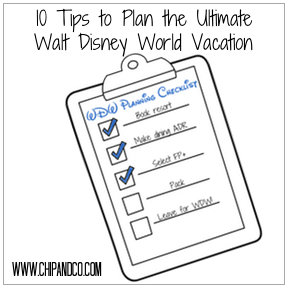 Plan the Ultimate Walt Disney World Vacation With These 10