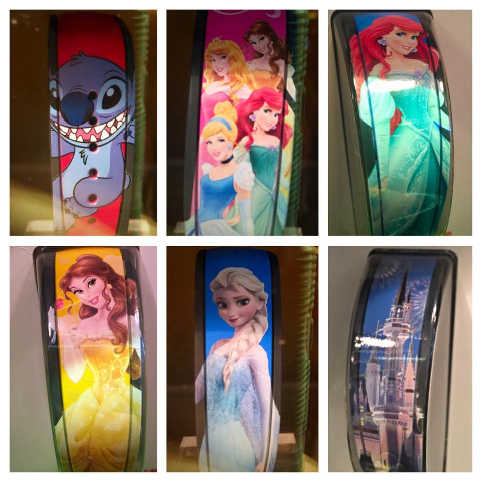Disney Finds – Limited Edition Magic Bands