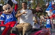 Super Bowl XLIX Stars Julian Edelman and Malcolm Butler 'Going to Disneyland!' Monday, Feb. 2nd