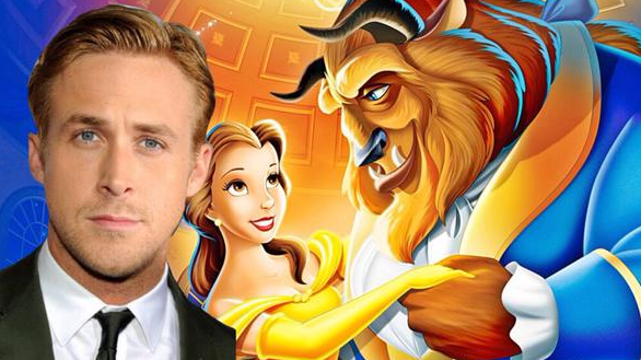 Disney Offers Ryan Gosling the role of Beast in live action Beauty and the Beast remake!