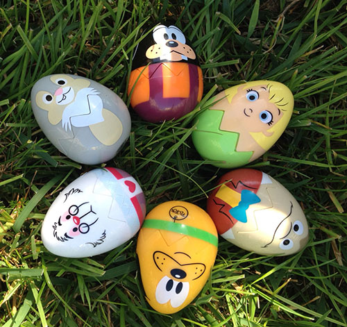 Disney's Egg-stravaganza Makes an Adorable Return to Disney Parks