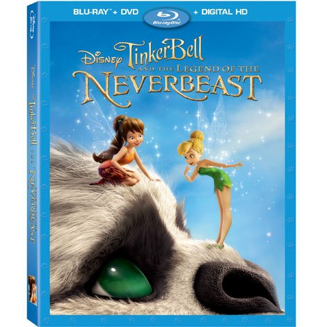 Tinkerbell and the Legend of the Neverbeast!