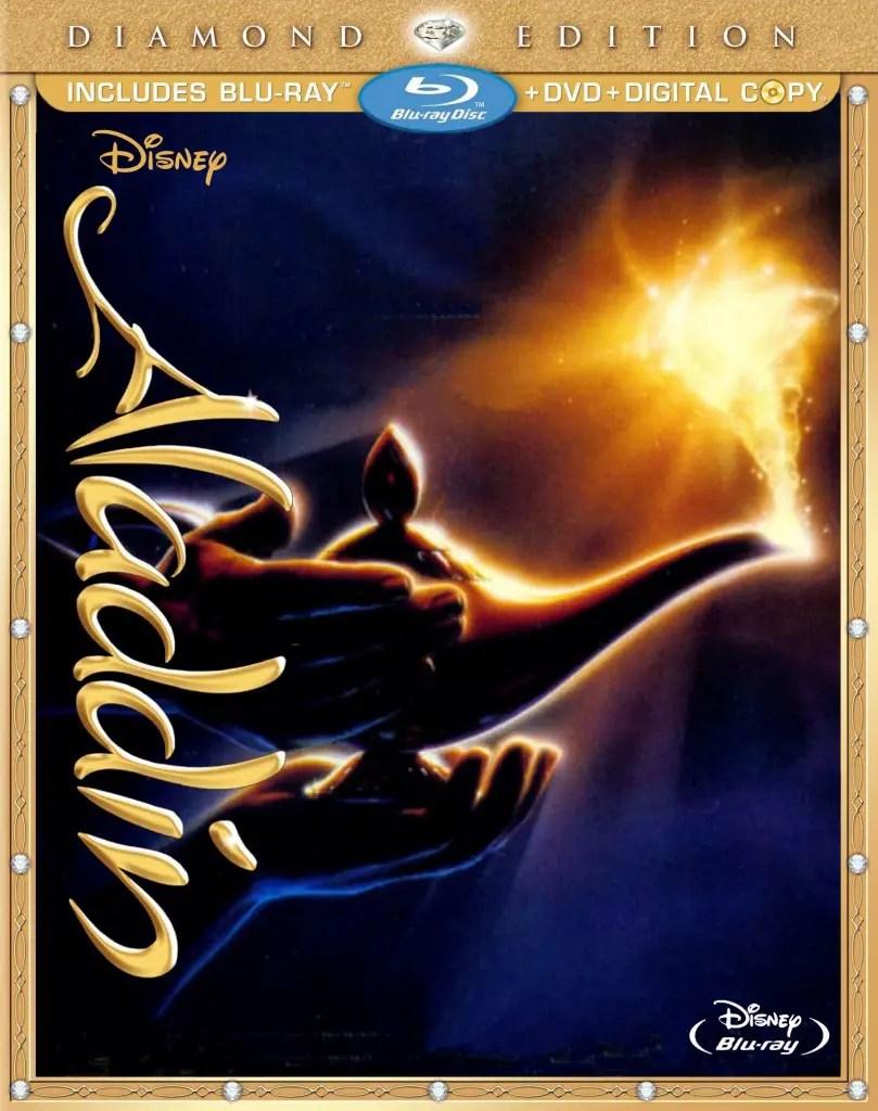 Get Ready for Disney's Aladdin – Diamond Edition