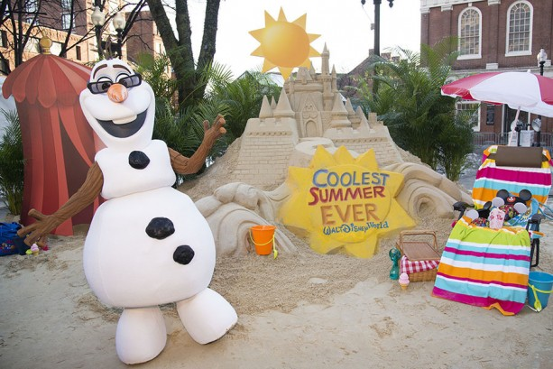 24 Ways to Kick Off Disney's Coolest Summer Ever Event on May 22nd at Walt Disney World Resort