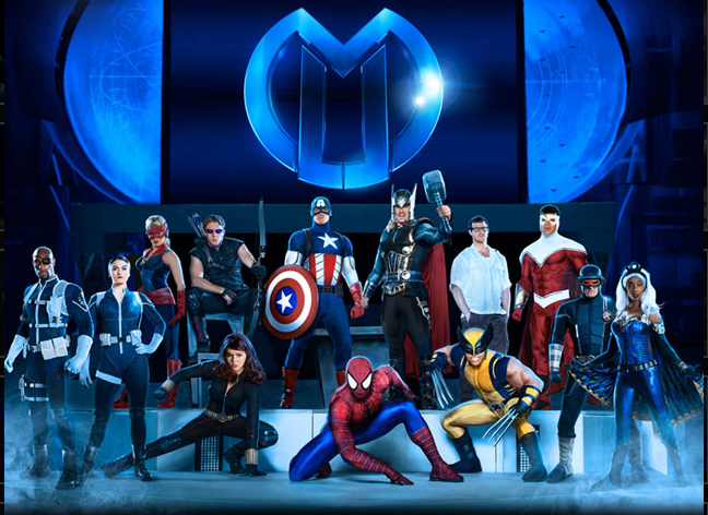 Marvel Universe LIVE! – Coming Soon to a City Near You