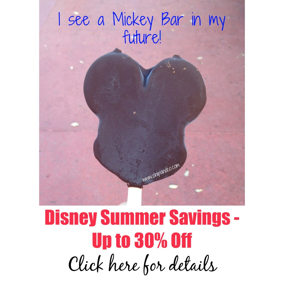 Disney Releases Summer Room Savings of up to 30%!