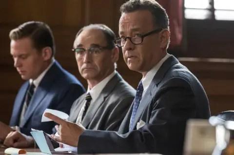"Spielberg and Hanks working on ""Bridge of Spies"" Thriller"