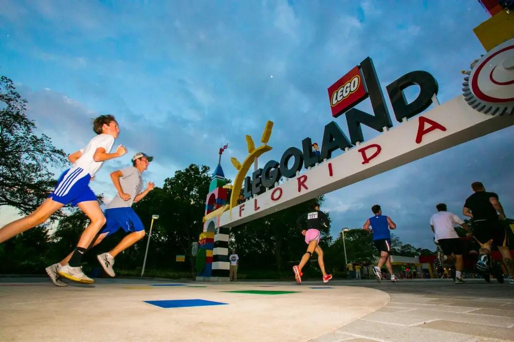 2015 LEGOLAND Brick Dash 5K Run and Fun Walk