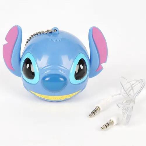 Disney Finds – Portable Stitch Speaker