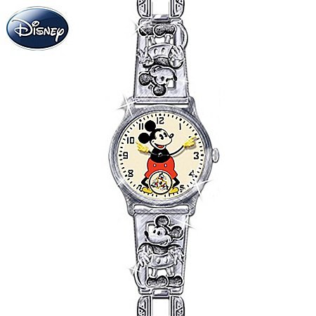 Disney Finds – Mickey Mouse 1933 Tribute Watch