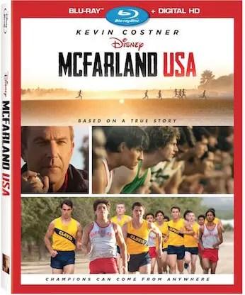 McFarland USA Coming to Blu-ray on June 2nd!