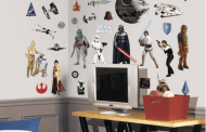 Disney Finds - Star Wars Classic Peel And Stick Wall Decals