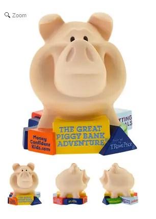 Disney Finds – Great Piggy Bank Adventure Piggy Bank