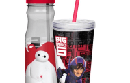 Disney Finds - Big Hero 6 Water Bottle & Cup