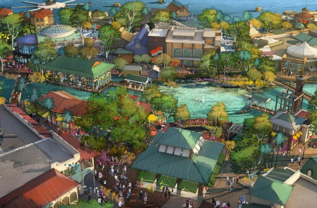 Downtown Disney Doubles in Size as it Transforms into Disney Springs