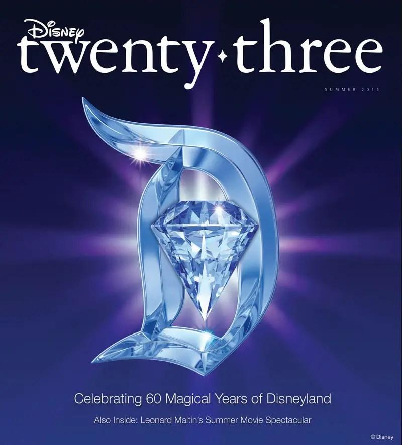 Disney twenty-three Celebrates 60 Magical Years Of Disneyland
