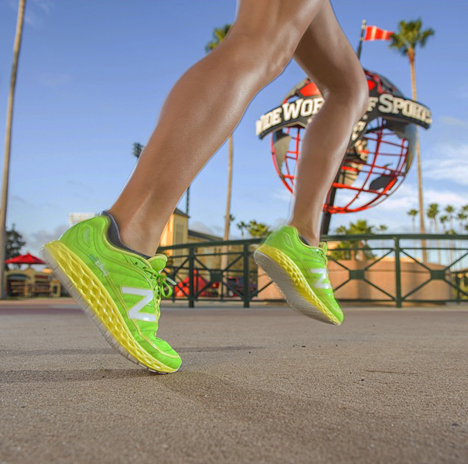 New Balance releases new Tinker Bell Shoe