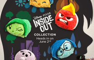 Tsum Tsum Tuesday Shares it's Emotions with new Inside Out Characters!