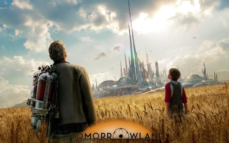 Disney's Tomorrowland Movie is Spectacular!