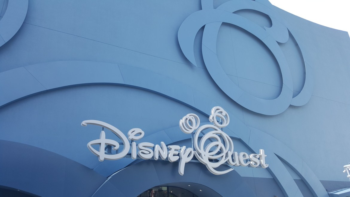 DisneyQuest Will be Closing to Make Room for The NBA Experience at Walt Disney World Resort