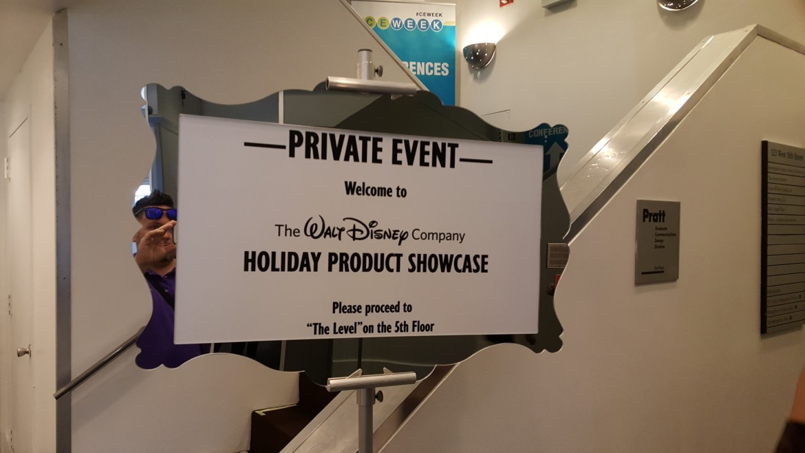 First look at Disney's Holiday Product Showcase
