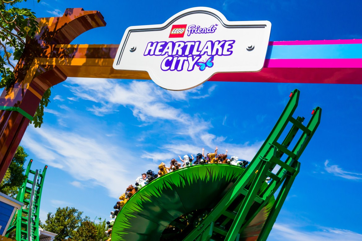 Heartlake City Officially Opens at LEGOLAND Florida!