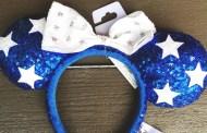 Disney Finds - Minnie Mouse Sparkling Star Sequin Ear Headband