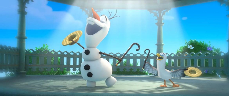 D23 EXPO Proudly Presents Frozen FANdemonium: A Musical Celebration!